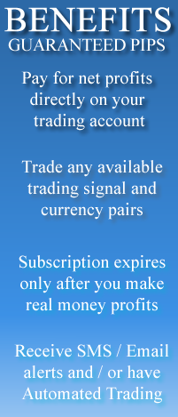 Signalator guaranteed pips signals benefits