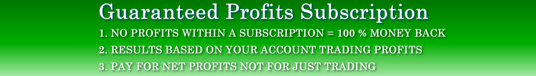 Signalator guaranteed forex profits